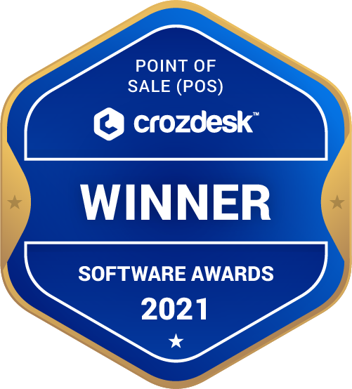 Point of Sale (POS) Winner Badge