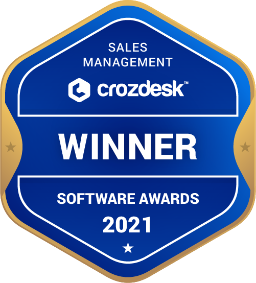 Sales Management Winner Badge