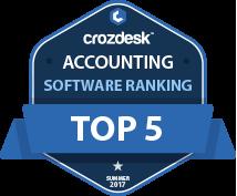 Accounting Top 5 Badge