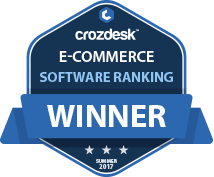 eCommerce Solutions Winner Badge