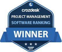 Project Management Winner Badge
