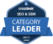 SEO & SEM Leader Badge